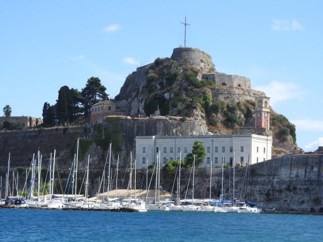 Old Fort, Corfu, Greece