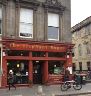 Elephant House cafe, Edinburgh