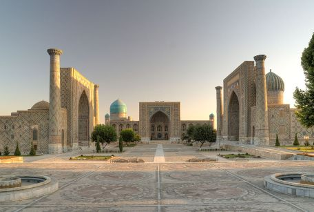 Registan_square_Samarkand