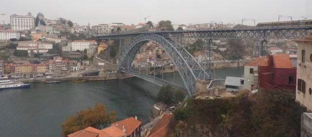 Dom Luis I Bridge,. Porto