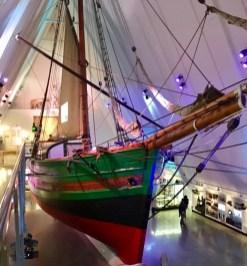 Fram Polar Ship Museum, Oslo, Norway