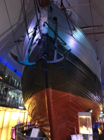 Fram Polar Ship Museum, Oslo, Norway