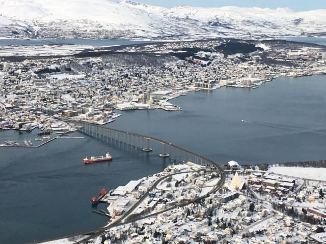 Tromsø Bridge, Norway
