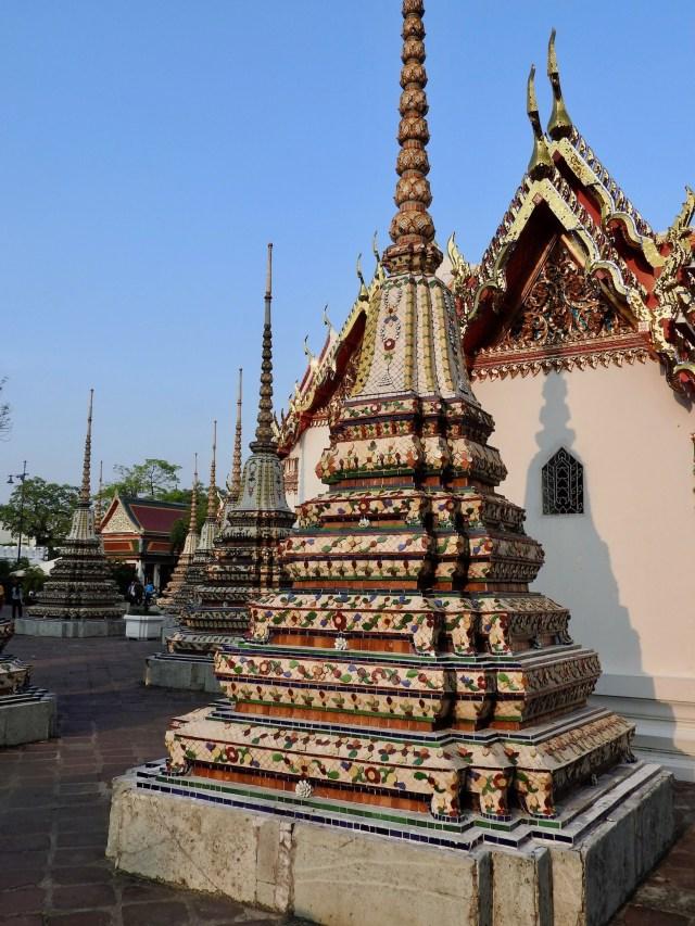 Grand Palace, Bangkok, Thailand. October 2015.