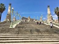Marseille St Charles Train Station Steps
