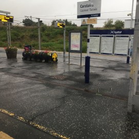 Carstairs Station