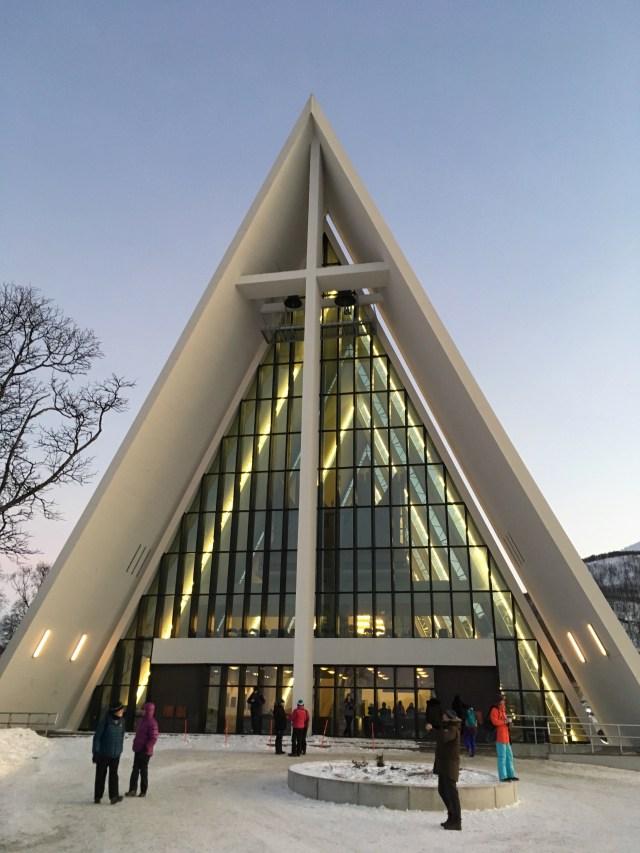 Arctic Cathedral, Tromso