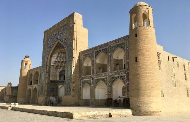 Abdul Aziz Khan Medressa, Bukhara