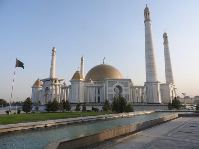Ashgabat Grand Mosque