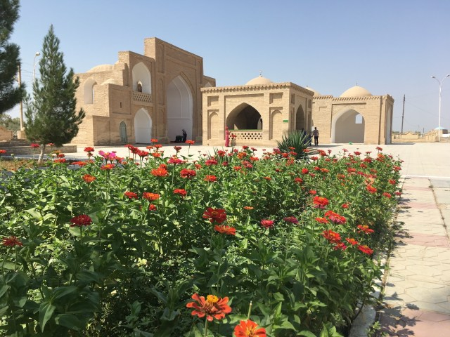 Mosque of Yusuf Hamadani, Ancient Merv, Turkmenistan