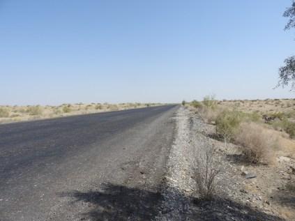 Karakum Dersert Highway