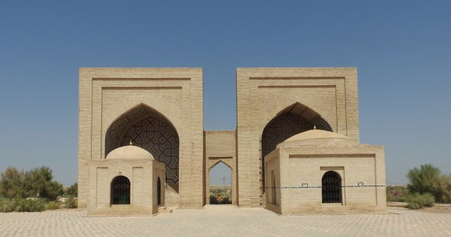 Mausoleums of Al-Hakim ibn Amr al-Jafari and Buraida ibn al-Huseib al-Islami
