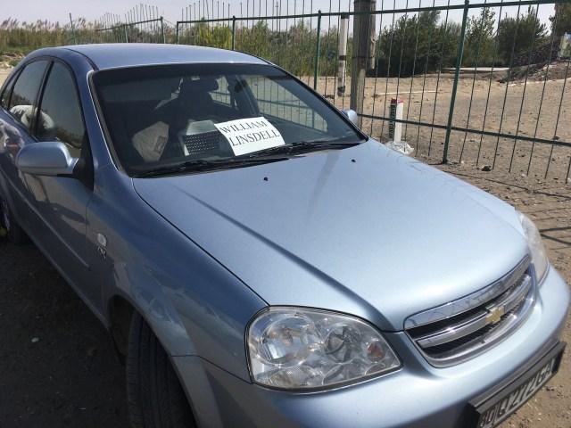 Transport at Uzbekistan Border