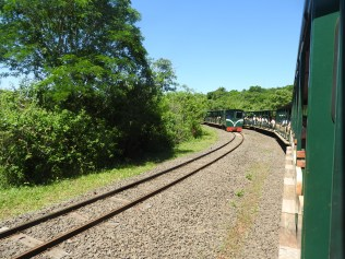 Iguazu Train 2
