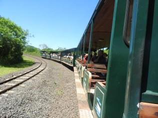 Iguazu Train