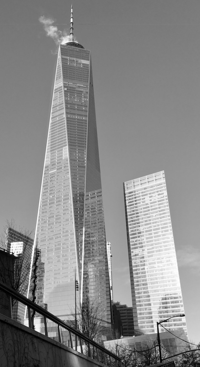 The New World Trade Center, New York