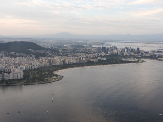 View From Sugarloaf Mountain, Rio