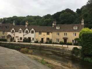 Castle Combe, Wiltshire, UK
