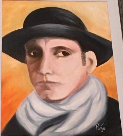 Portrait, Tango Museum, Buenos Aires