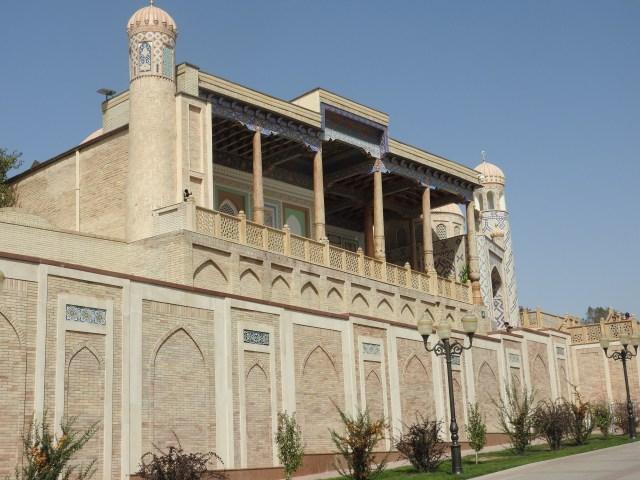 Primov Mausoleum, Samarkand, Uzbekistan