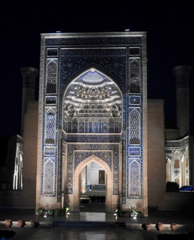 Gur-e-Amir, Samarkand