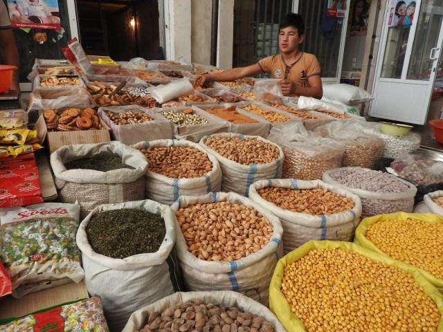Urgut Market, Samarkand