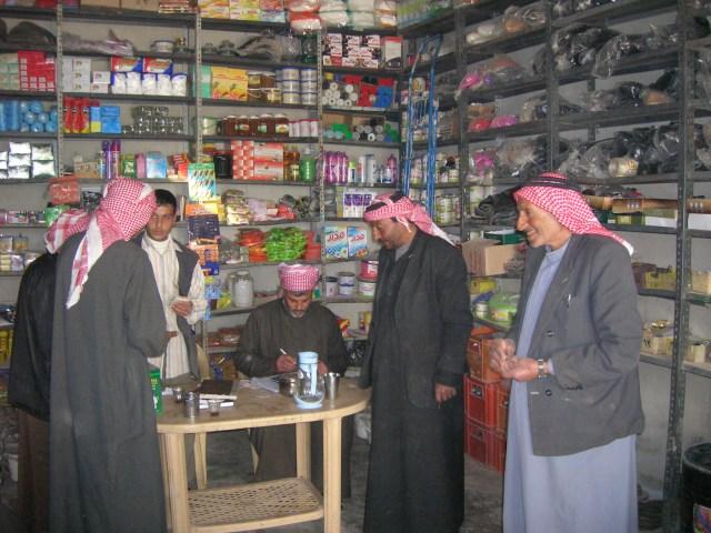 Big Commerce, Aleppo Souk, Syria