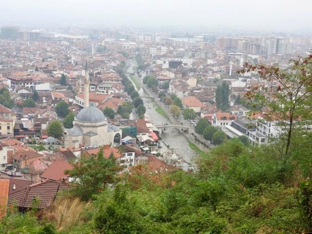 Prizren, Kosovo, View From The Castle