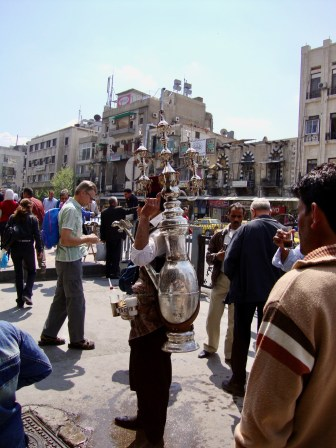 Damascus Drink Seller