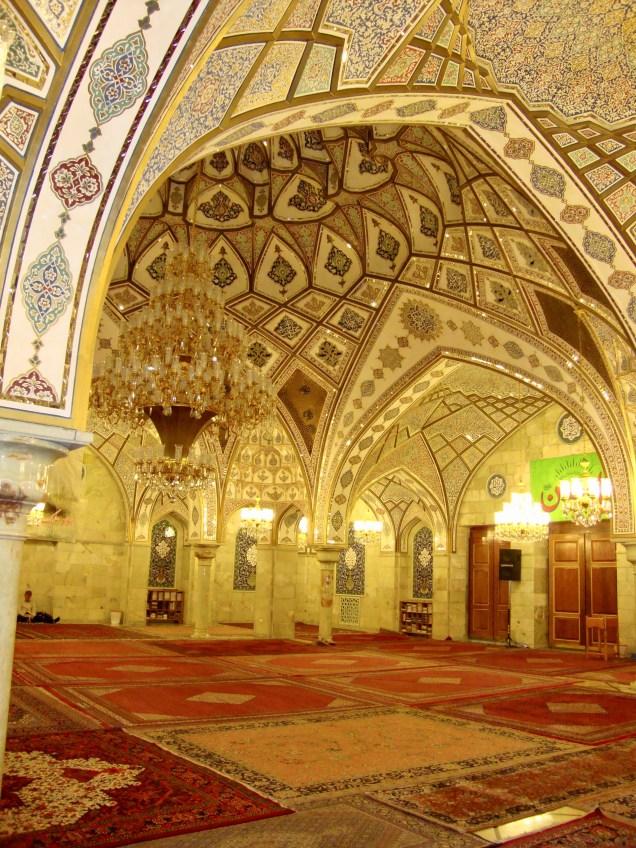 Iranian Mosque, Damascus