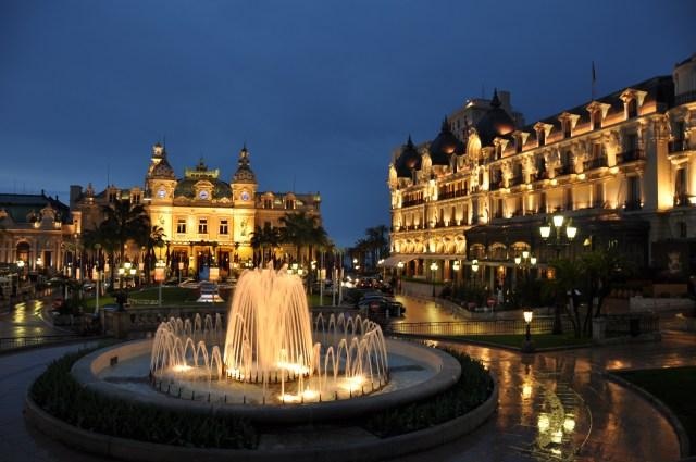 Hotel de Paris & Casino, Monte Carlo