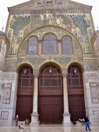 Umayyad Mosque damascus 4