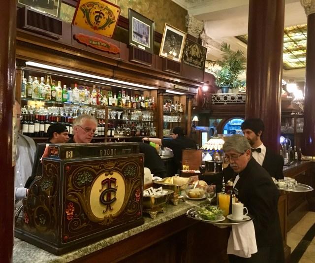 Cafe Tortoni, Buenos Aires, Argentina