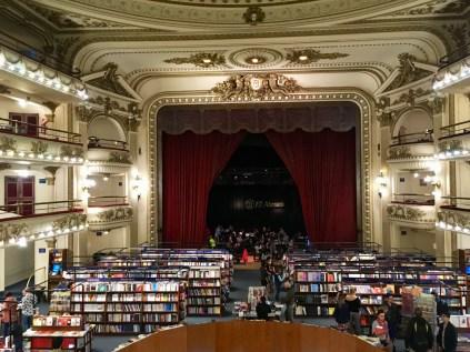 El Ateneo Bookstore, Buenos Aires 1