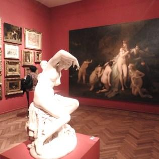 Exhibit at Museo Nacional de Bellas Artes, Buenos Aires 1