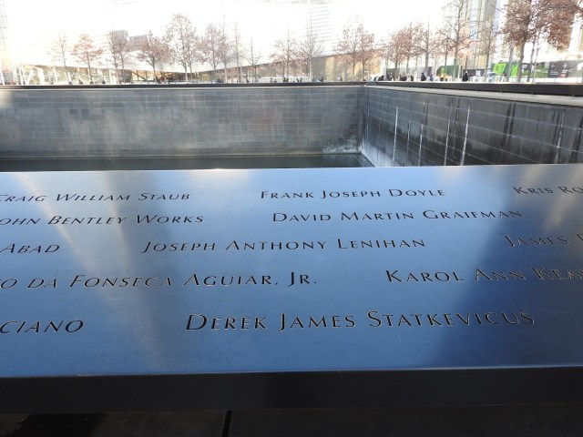 Ground Zero Memorial, New York