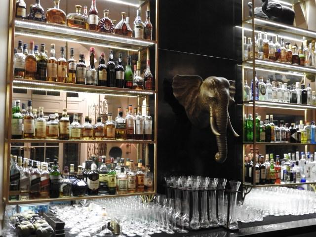 Elephant Bar, Raffles Hotel, Phnom Penh, Cambodia
