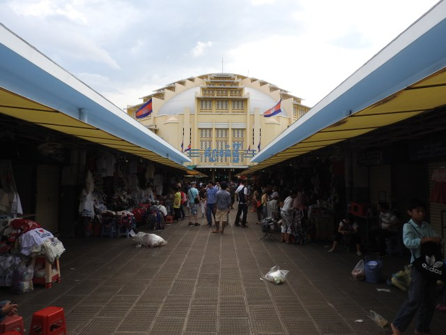 Phnom Penh Market, Cambodia