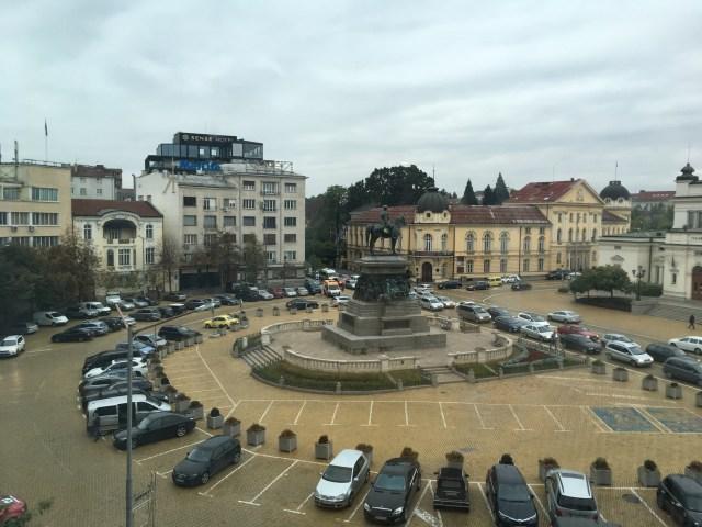 Parliament Square, Sofia