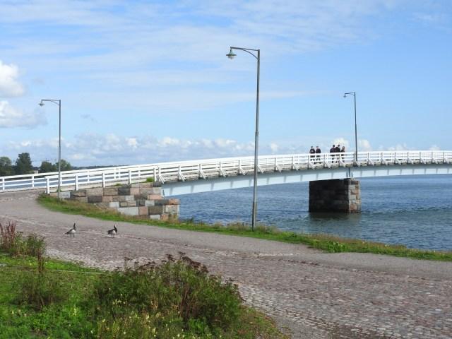 Bridge on Suomenlinna, Helsinki