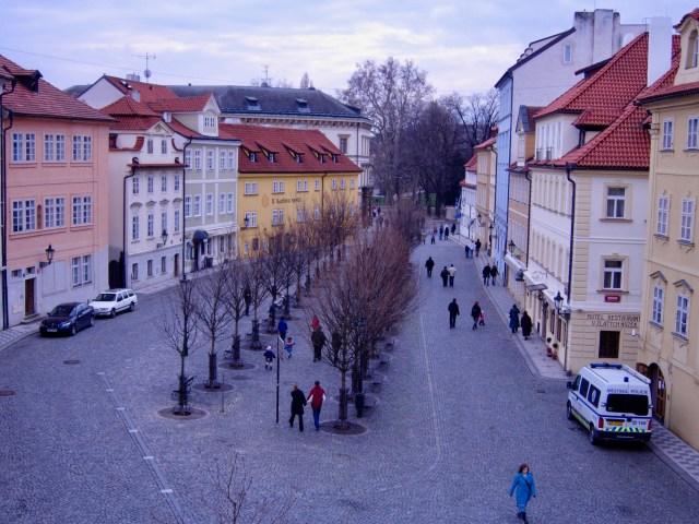 Staro Mesto, Prague, October 2007
