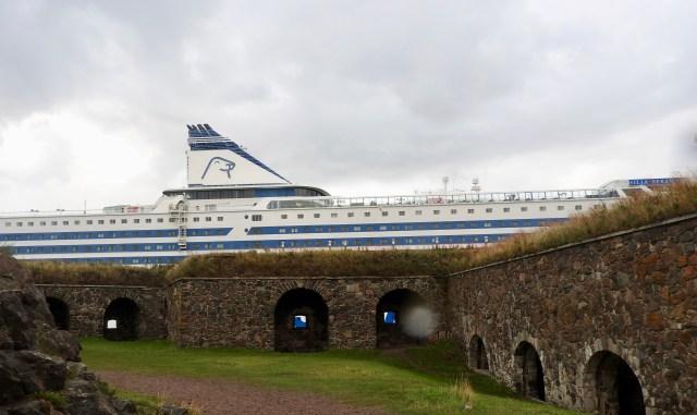 Ferry, Suomenlinna, Helsinki