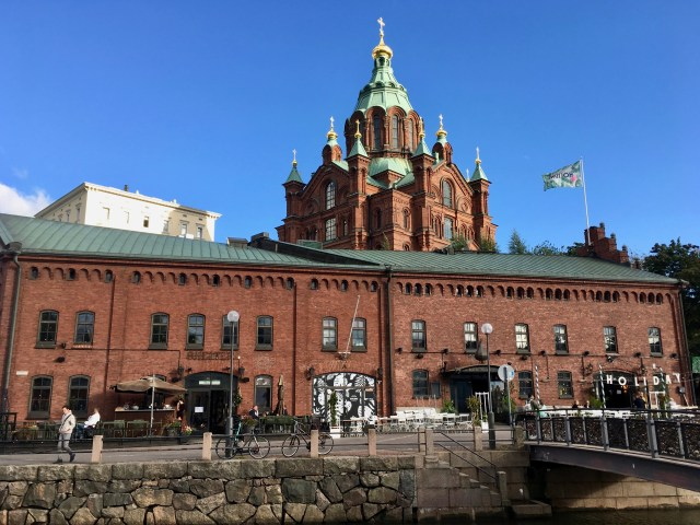 Helsinki Orthodox Cathedral