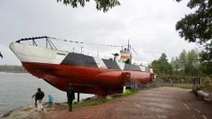 Vesikko Submarine, Helsinki