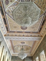 Ceiling of the Juma Mosque, Shamakhi, Azerbaijan