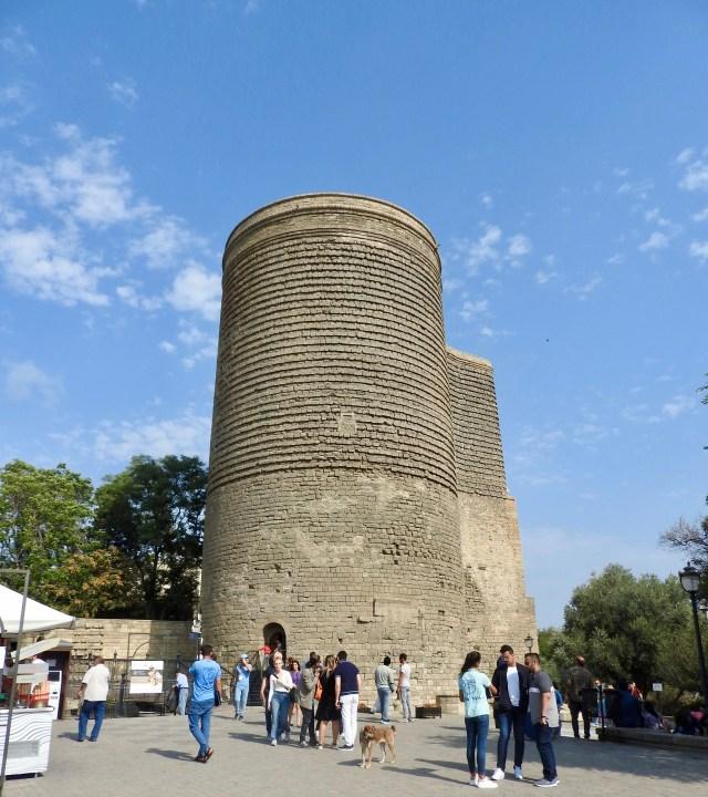 The Maiden Tower, Baku