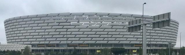 National Stadium, Baku