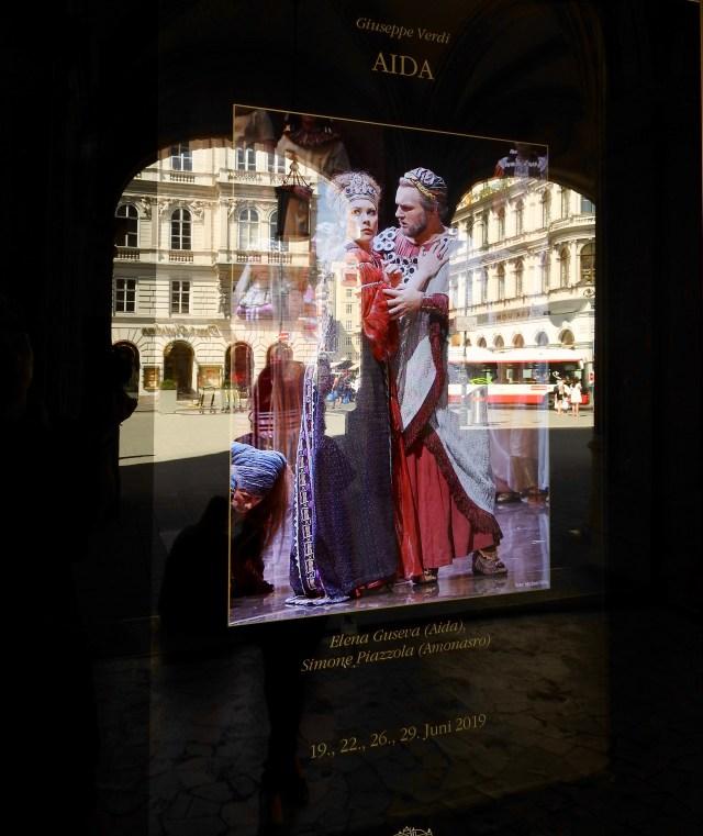 Aida, Vienna