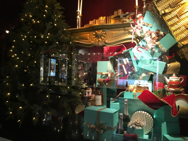 Fortnum & Mason Christmas Windows, London