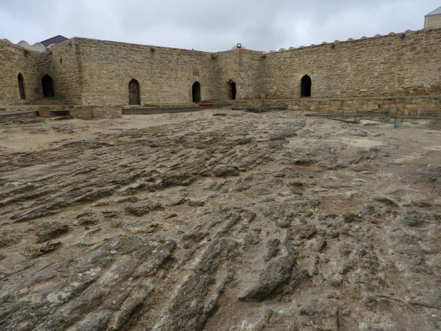 Ateshgah of Baku, Azerbaijan